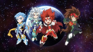 MarVista Acquires Anime Series 'Heroes: Legend Of The Battle Discs'