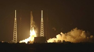 Codex Launches to Int'l Space Station on SpaceX Rocket