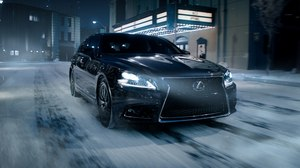 Arsenal FX Provides Wintry VFX for Lexus
