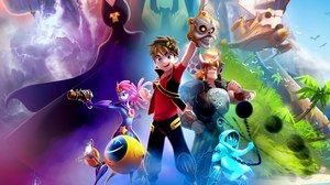 eOne's 'Zak Storm' Greenlit for Production