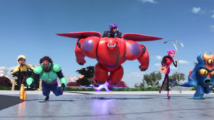 Watch: Disney's 'Big Hero 6' Sizzle Reel from NYCC