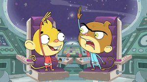 TELETOON Commissions Third Season of Breakthrough's 'Rocket Monkeys'