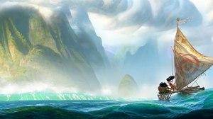 Disney Animation Sets Sail with 'Moana'