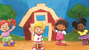 HIT Entertainment, DHX to Produce New 'Little People' Series