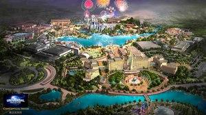 Universal Announces Plans for Beijing Theme Park