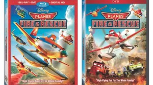 Disney's 'Planes: Fire & Rescue' Headed to Retail