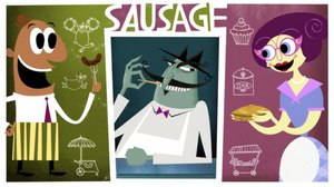 UPDATED: 'Sausage' Short to See Online Release