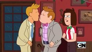 Cartoon Network Nixes Gay Kiss on 'Clarence'