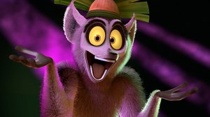 DreamWorks Animation Releases First Look at 'All Hail King Julien'