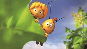 'Maya the Bee' Buzzing to North America