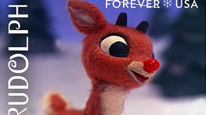 USPS Introduces 'Rudolph' Forever Stamp