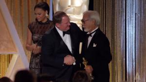 Watch Hayao Miyazaki at the 2014 Governors Awards