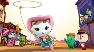 Disney Junior Saddles Up for a Second Season of 'Sheriff Callie's Wild West'