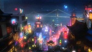 Supercomputing Boosts Disney's 'Big Hero 6'