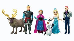 'Frozen' Dethrones Barbie on Holiday Top Toys List