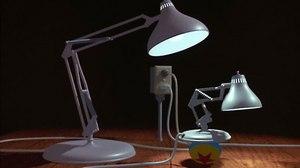 John Lasseter's 'Luxo Jr.' Added to National Film Registry
