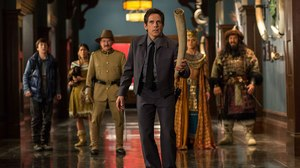 Proof Helps Visualize 'Night at the Museum: Secret of the Tomb'