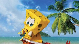 Pharrell Records 'Squeeze Me' for 'SpongeBob' Movie