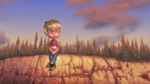 Cogswell College's Star Thief Studio Produces 'Drawn Home' Short