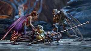 Gary Rydstrom Talks George Lucas' 'Strange Magic'