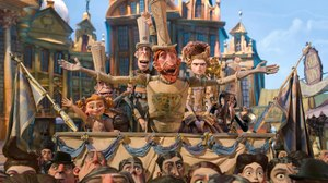 Travis Knight Talks 'The Boxtrolls'