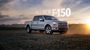 Alma Mater Helps Deliver New Launch Campaign for Ford F-150