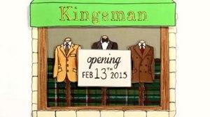 'Kingsman' Trailer Gets Stop-Mo Animation Treatment