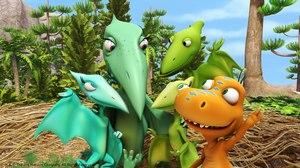 Henson Revs Up Season 4 of 'Dinosaur Train'