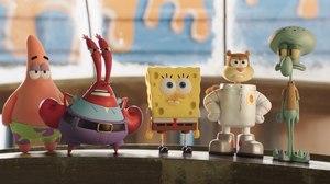 Iloura Brings CG Expertise to 'The SpongeBob Movie'