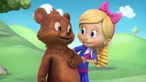 Disney Junior Picks up 'Goldie & Bear'