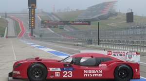 Big Block Shifts Time for Virtual Launch of Nissan's New Le Mans Prototype