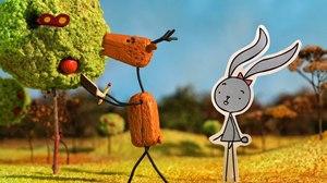 'Rabbit and Deer' Short Now Online