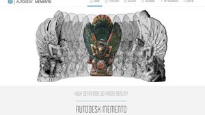 Autodesk Announces Public Beta Release for Momento