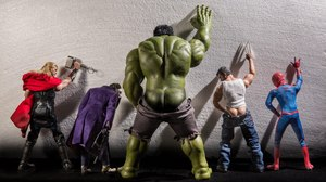 Superhero Toys as You've Never Seen Them Before