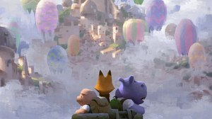 First Second Buys Oscar-Nominated Dam Keeper Graphic Novels