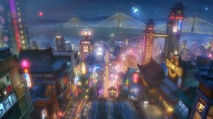 'Big Hero 6' Becomes 2014's Biggest Animation Release