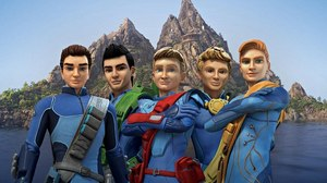 Milk Delivers VFX for ITV's 'Thunderbirds Are Go'