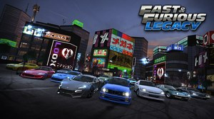 Universal Launches 'Fast & Furious: Legacy' Mobile Game