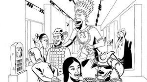 Cartoon Art Museum  to Spotlight Geoff Vasile