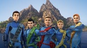 ITV Takes 'Thunderbirds Are Go' to New Zealand