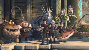 FIRST LOOK: DreamWorks Animation's 'Dragons: Race to the Edge'