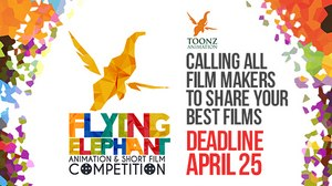 Toonz Announces Flying Elephant Animation & Short Film Competition