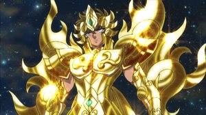 Toei Animation Introduces 'Saint Seiya soul of gold'