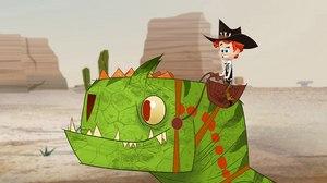Disney XD Orders Second Season of 'Penn Zero: Part-Time Hero'
