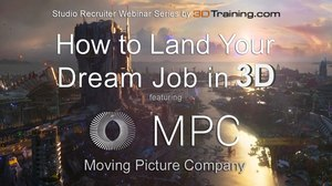 3D Training Institute to Host Live Recruiting Webinar with MPC