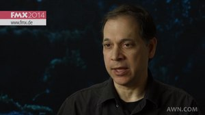 AWN Professional Spotlight: FMX 2014 – NYU Media Research Lab's Ken Perlin
