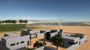 OptiTrack Motion Capture Powers Al-Baydha World Building Project