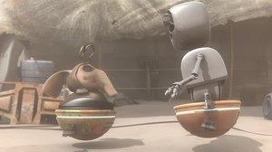 Sci-Fi Short 'Two Worlds' Joins Unlikely Friends