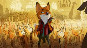 Ginnifer Goodwin and Jason Bateman Head to Disney's 'Zootopia'