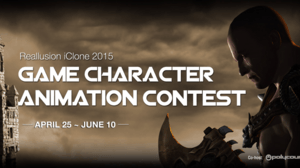 Reallusion, Polycount Announce 2015 Game Character Animation Contest
